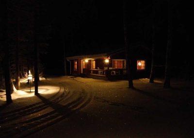 sailoksen-lomahuvilat-yökuva-talvella-2